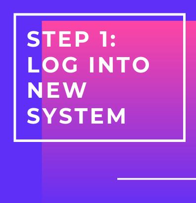 Step one_
